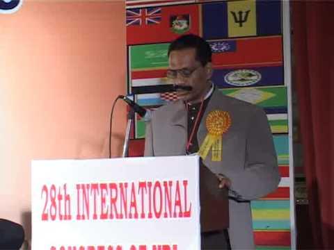 28th International Congress of NRI's - Part 2