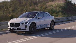 ANWB Test Jaguar I-Pace 2018
