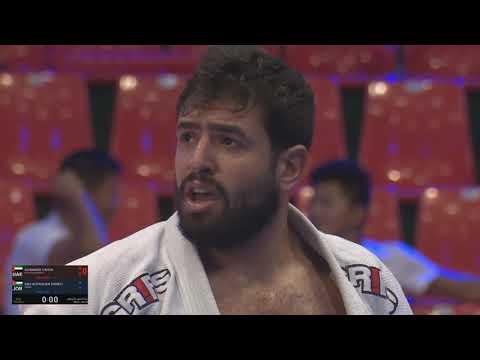LIVE : Asian Ju-Jitsu Championship 2019 Day  1  (17/7/19)