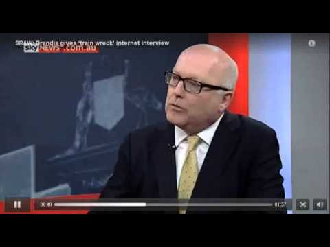 George Brandis has no clue about meta data