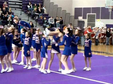 Jaffrey Rindge Middle School Cheer Competition II