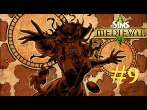 ВОЗВРАЩЕНИЕ ВЕДЬМЫ\The Sims Medieval#9