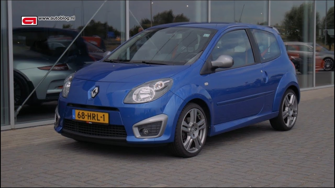 mijn auto renault twingo rs van tom youtube. Black Bedroom Furniture Sets. Home Design Ideas
