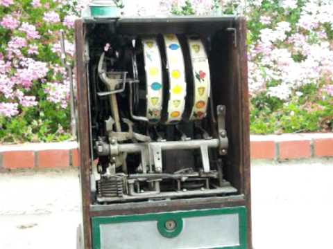 used antique slot machines for sale