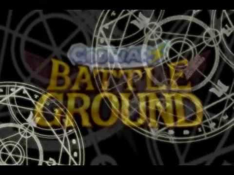 God Warz : Battle Ground ( Magic Cube & Moya Soft )