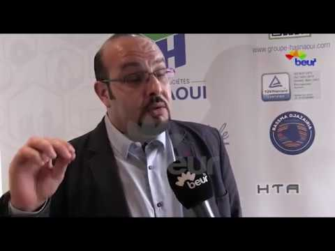 قريبا نسبة مشاهدة بدون تضارب في الأرقام  IP-TV HASNAOUI TELECOM ALGERIE
