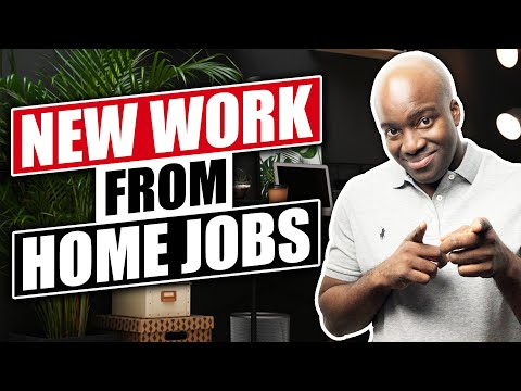 Real Work From Home Jobs | W-2 Legitimate Work From Home Jobs
