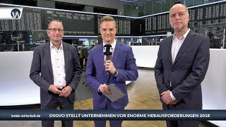 DSGVO stell Unternehmen vor enorme Herausforderungen 2018