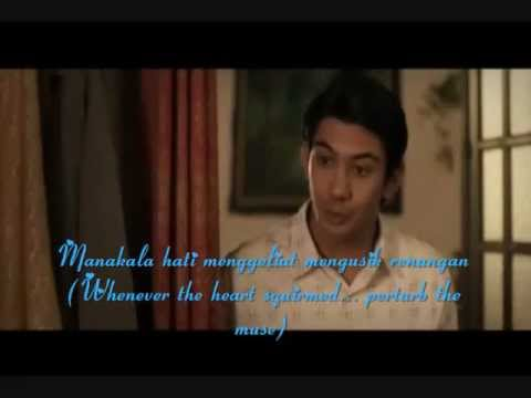 Cinta Sejati (True Love) Ost. Habibie & Ainun with english translation