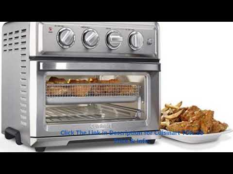 Give Cuisinart TOA-60 Reviews By minba
