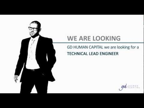 TECHNICAL LEAD ENGINEER