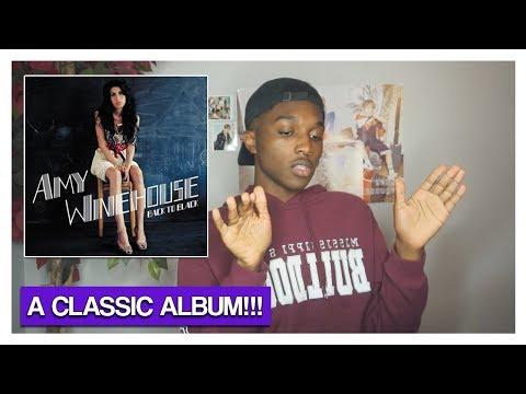 Amy Winehouse - Back to Black Album (REACTION) | Jayden Alexander