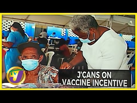 Jamaicans on Vaccine Incentive | Poll Results: Covid & Seniors | TVJ News - Sept 14 2021