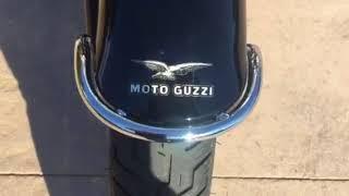 1969 Moto Guzzi Ambassador/Eldorado