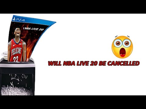 Is NBA Live 20 Cancelled - 3v3 Gameplay With My Stretch Big