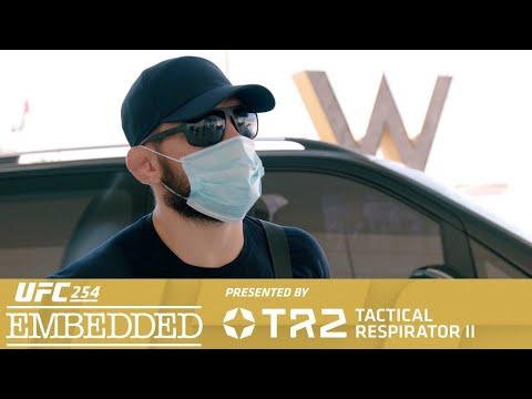 UFC 254: Embedded - Эпизод 1