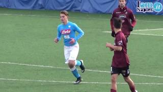 L'Under 17 A e B del Napoli non riesce ad andare oltre il pareggio ...