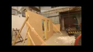 Прочность стеновых панелей(Проверка прочности стеновых панелей готовых домокомплектов., 2014-01-27T06:26:23.000Z)