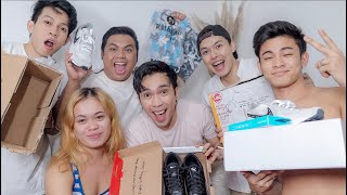 ANG DAMING REGALO! DAGHAN KAAYO. UNBOXING GIFTS FROM OUR FRIENDS!