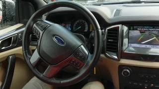 Ford Everest Test Drive