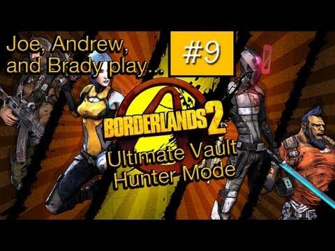 Borderlands 2 UVHM - Episode 9 - Mail Delivery Badasses