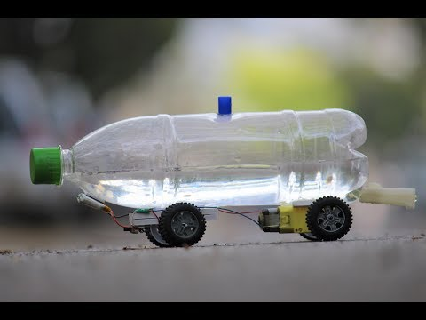 How to make a truck- water supply truck - YouTube