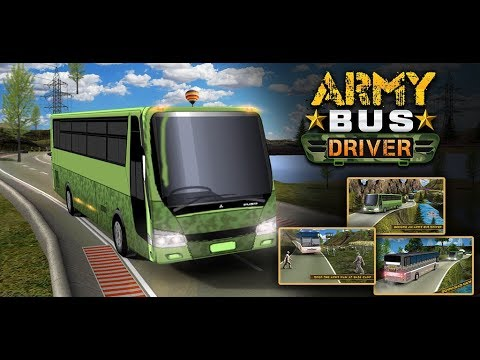 real army bus simulator 2018 transporter games youtube. Black Bedroom Furniture Sets. Home Design Ideas