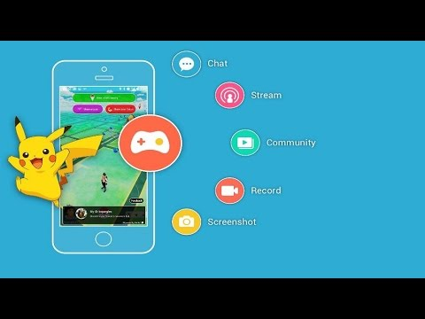 Omlet Arcade - Pokemon GO Chat And Social Network