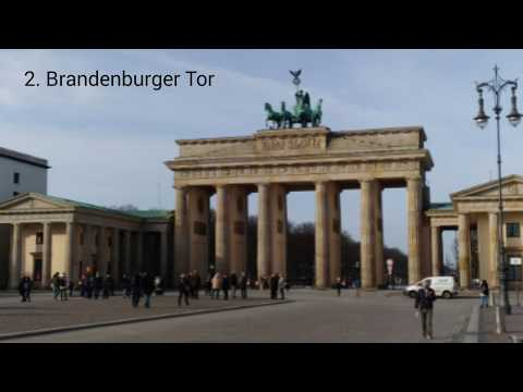 Top 10 attractions in Berlin you must see