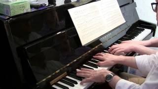 Johannes Brahms - Walzer op. 39 Nr. 7