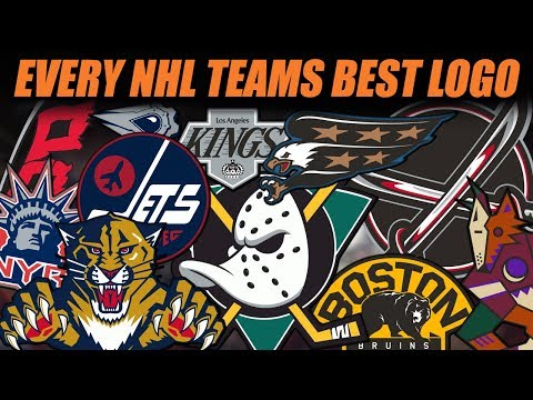 Every NHL Teams Best Logo