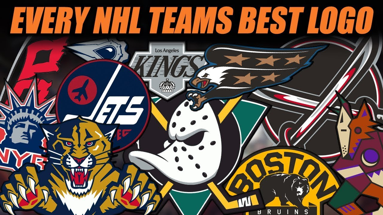 promo code 9f443 474f1 Every NHL Teams Best Logo
