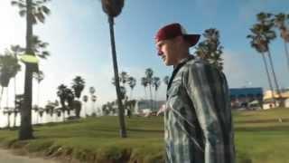BTS Hardflip - Randy skateboarding