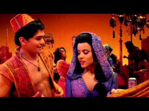 Disneys ALADDIN - Szenen aus dem Hamburger Musical
