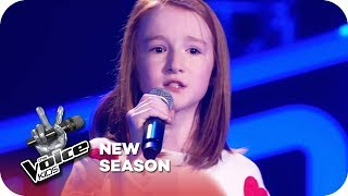 Emeli Sandé - Clown (Alycia) | Blind Auditions | The Voice Kids 2018 | SAT.1