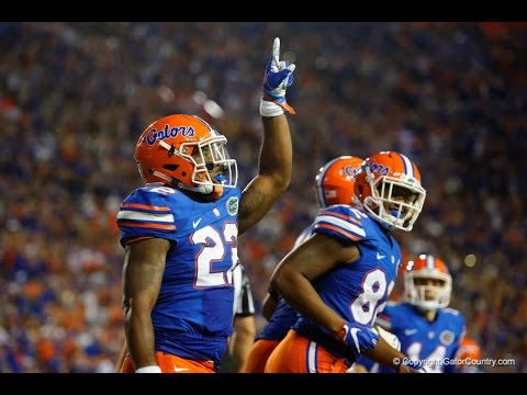2016 Florida Gators vs Tennessee Football Hype [HD]