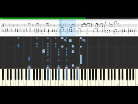 Britney Spears - Toxic [Piano Tutorial] Synthesia