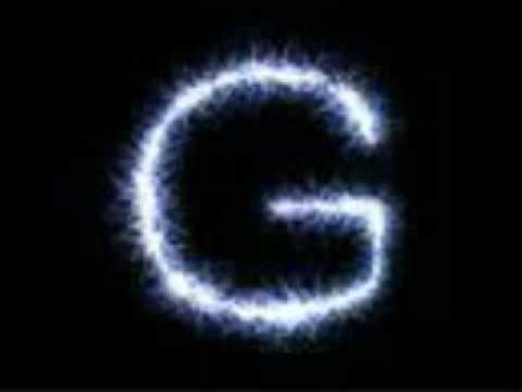 Blue Letter G