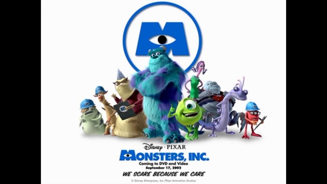 Monster Inc Theme (Full EARRAPE)