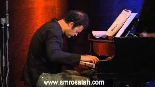 "Amro Salah Trio- ""Lama bada yatasanna"" featuring Noha Fekry - live in SAKIA June 2011"