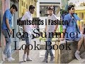 HUNTSENDS | Fashion MEN SUMMER LOOK BOOK