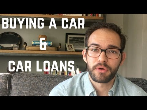 How to get a car loan WITHOUT getting screwed over