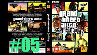 ROCKSTAR GAMES APRESENTA GAMEPLAY GTA SAN ANDREAS PC MISSÃO 05 DRIVE THRU #05