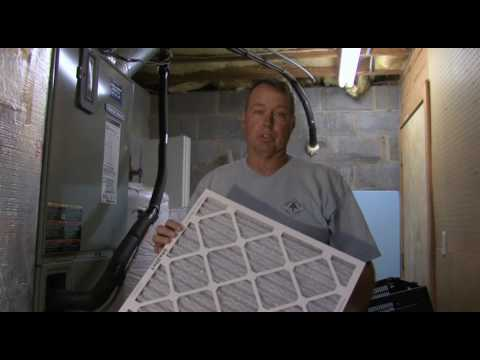 Furnace Air Filter Video Youtube