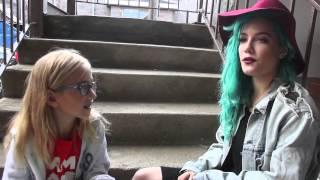Kids Interview Bands - Halsey