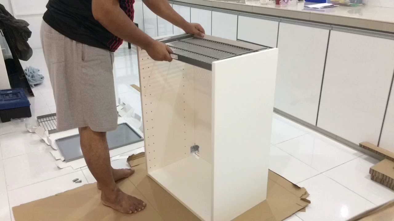 Ikea Metod 60 X 37 X 80 Cm Youtube