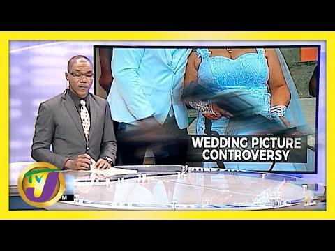 Jamaican Gun Wedding Police Posing with Weapons | TVJ News