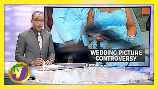 Jamaican Gun Wedding Police Posing with Weapons | TVJ News