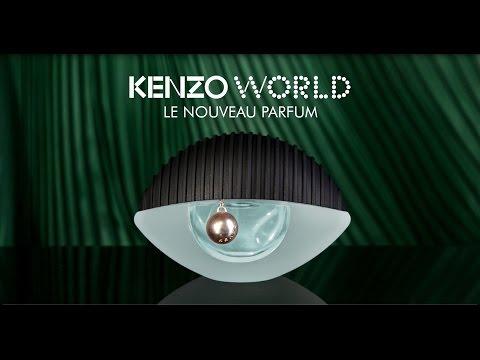 kenzo world the new fragrance doovi. Black Bedroom Furniture Sets. Home Design Ideas