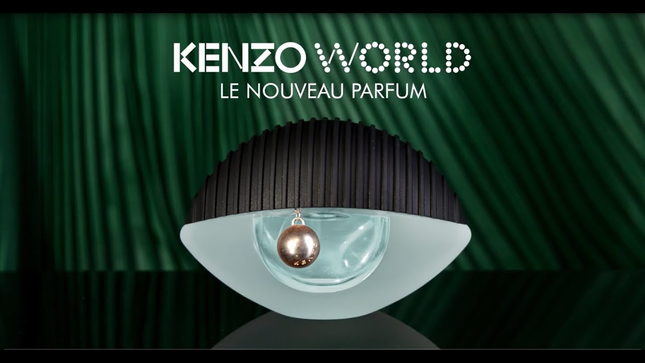pub du parfum kenzo world youtube. Black Bedroom Furniture Sets. Home Design Ideas